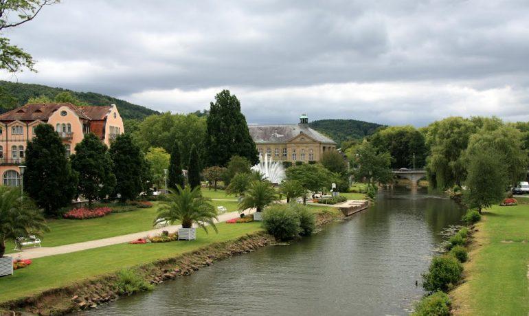 Бад-Киссинген, Германия: мировой курорт лечит водой, культурой и окружающей природой