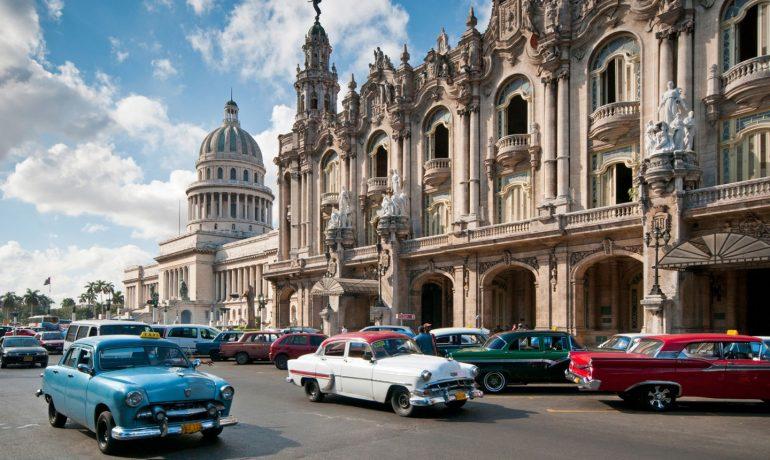 Путешествие на курортную Кубу