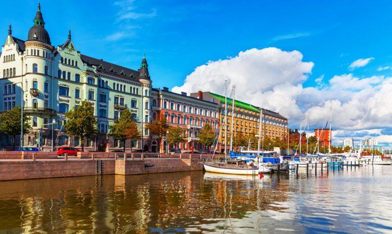 Финляндия - страна тысячи озёр