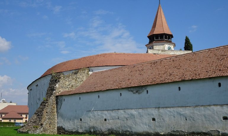 Деревни с укреплёнными церквями в Трансильвании, Румыния