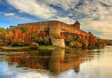 Ивангородская крепость: Ленинградская область