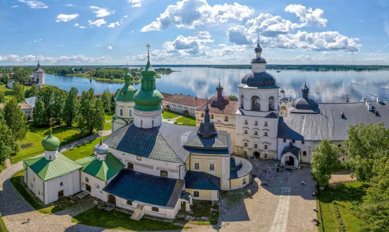 Кирилло-Белозерский Успенский монастырь