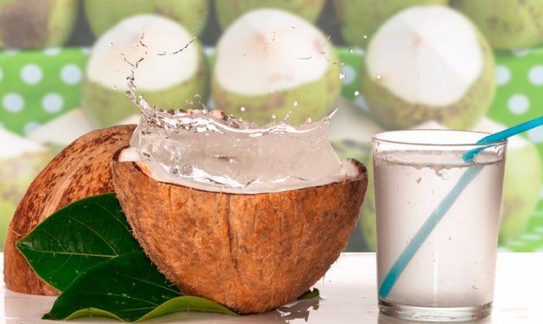 Кокосовая вода. Свойства и применение