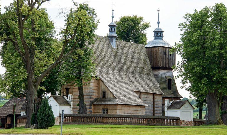 Деревянные церкви на юге Малой Польши