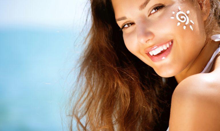 Красивая и здоровая кожа летом