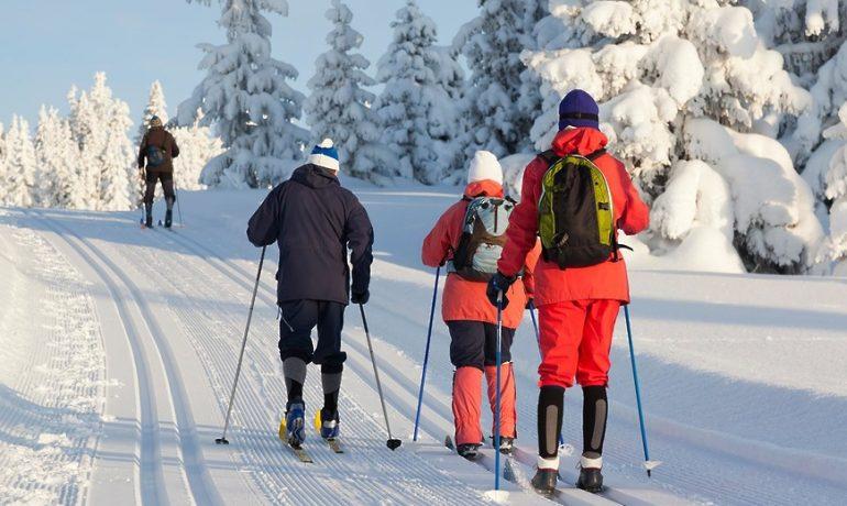 Как подготовиться к лыжной прогулке