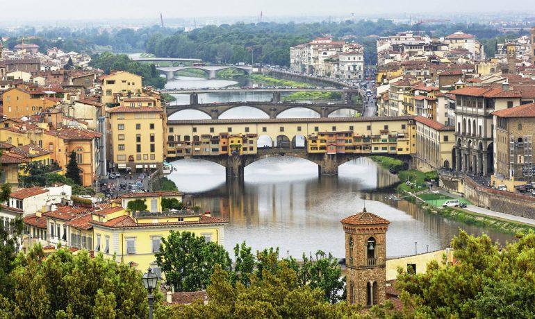 Посещение итальянской Флоренции пешком: лёгкий маршрут по историческому центру