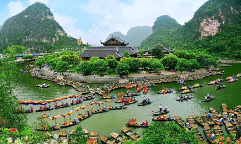 5 увлекательных исторических мест Вьетнама