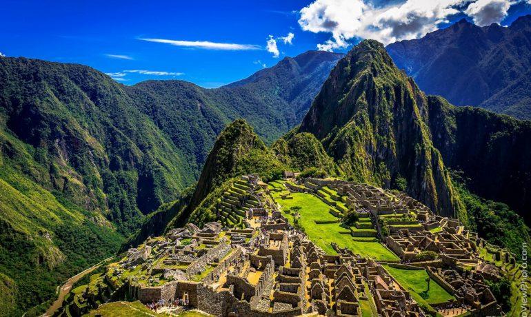 Интересные факты о Мачу-Пикчу