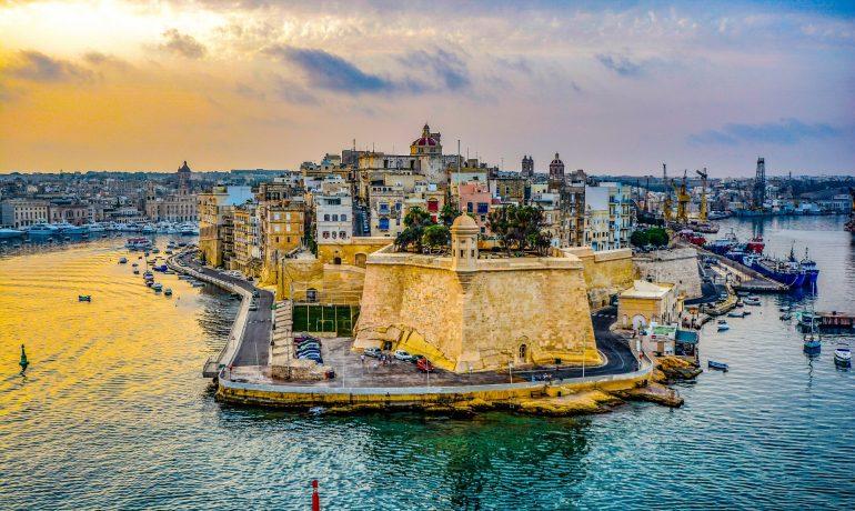 Мальта — любимое место для любителей дайвинга