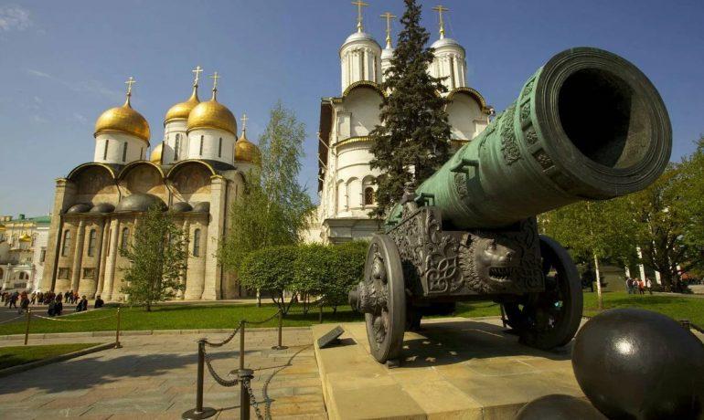 Достопримечательности Москвы. Выставка достижений народного хозяйства