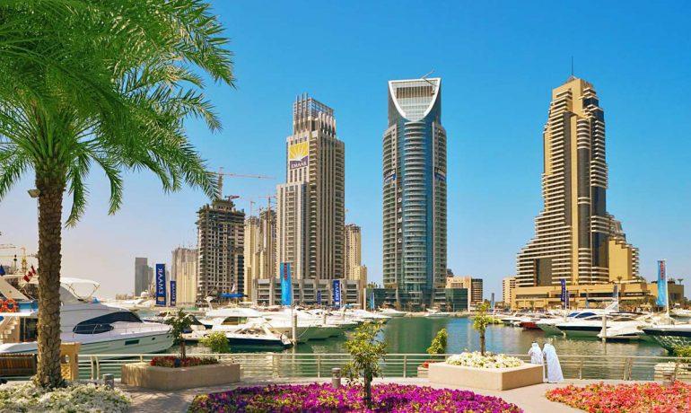 ОАЭ, Объединенные Арабские Эмираты.