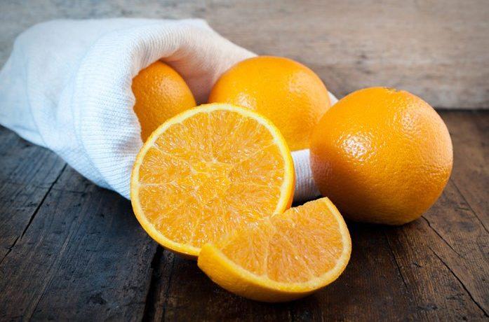О пользе апельсинов