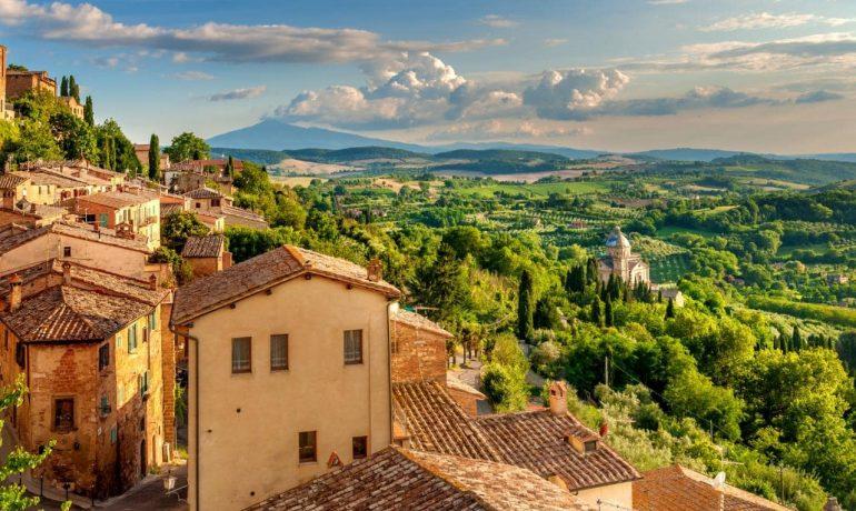 Тоскана красивая и аутентичная - 10 городов Тосканы, которые вы должны знать!