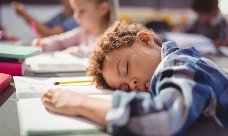 Как определить что ребенок устал и ему нужен отдых