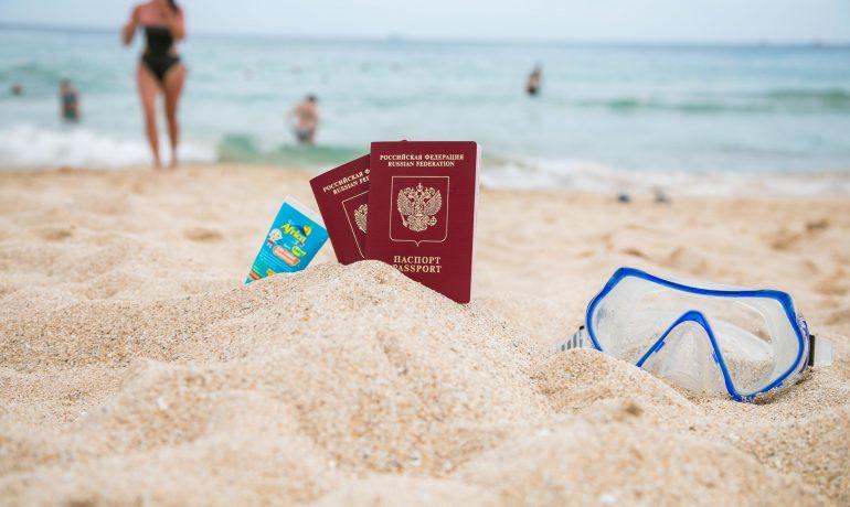 Отпуск в России: лето 2022