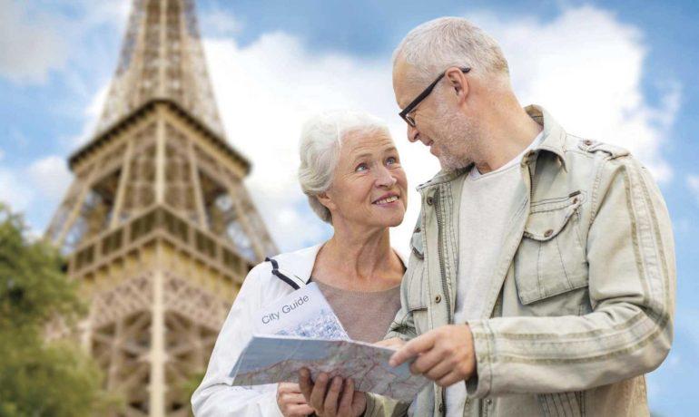 Лучшие места отдыха для пожилых людей