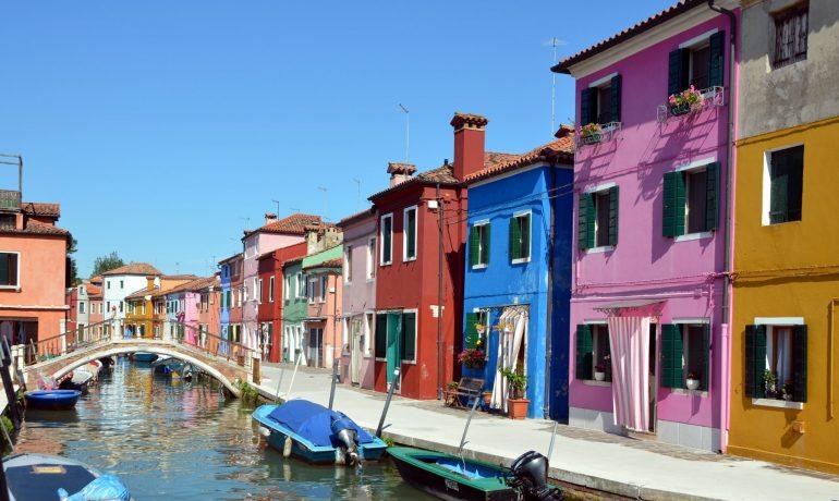 Самые красивые приморские деревушки Италии