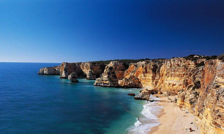 Алгарве, Португалия: пляжи, гольф, спа
