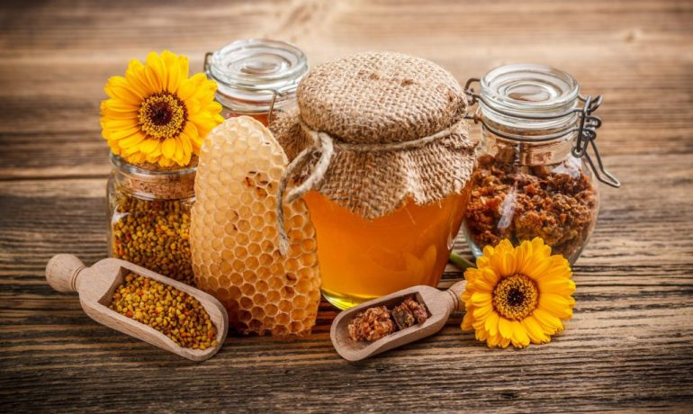 Продукты пчеловодства - применение и свойства