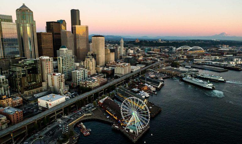 Почему стоит посетить Сиэтл, США