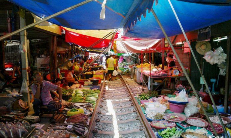 Странные рынки в разных закоулках планеты – что будет интересно туристам