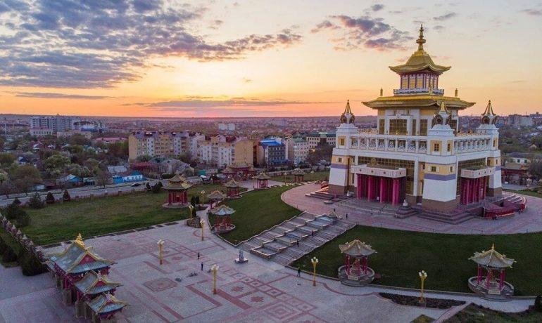 Элиста. Главные достопримечательности столицы Калмыкии