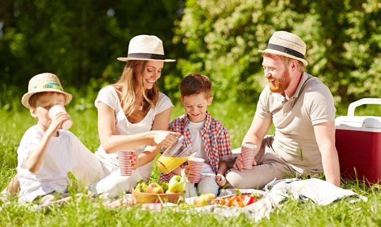 Топ 10 предметов для идеального богатого пикника