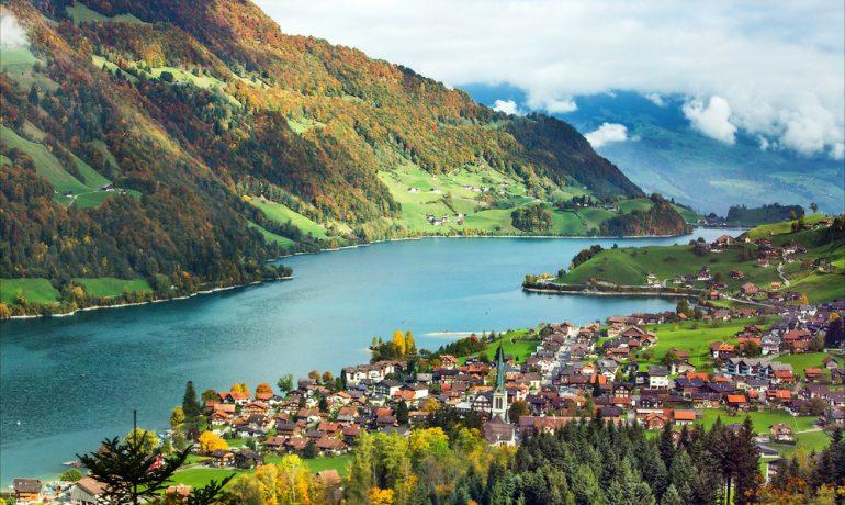Швейцария: главные города и достопримечательности страны