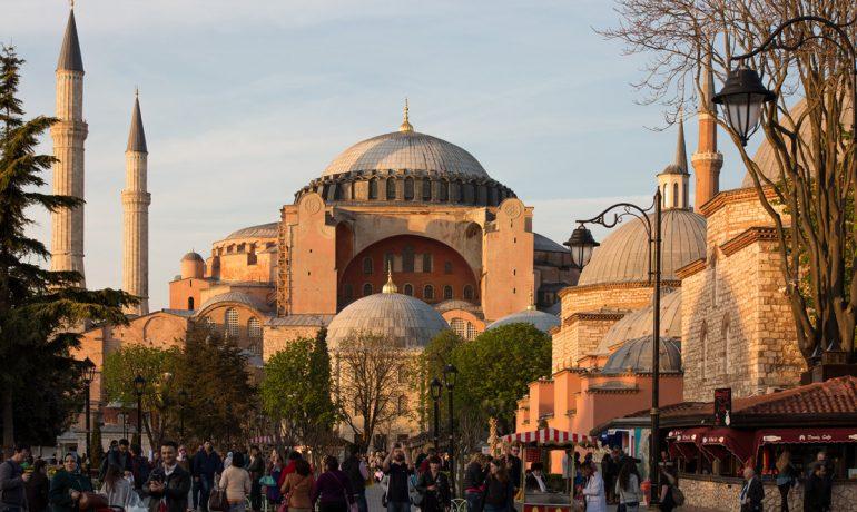 8 Византийских достопримечательностей который нельзя пропустить в Турции