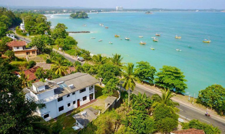 5 мест для отдыха  в Шри-Ланке