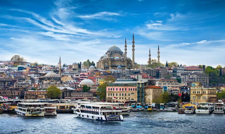 10 достопримечательностей Стамбула, Турция, которые стоит посетить