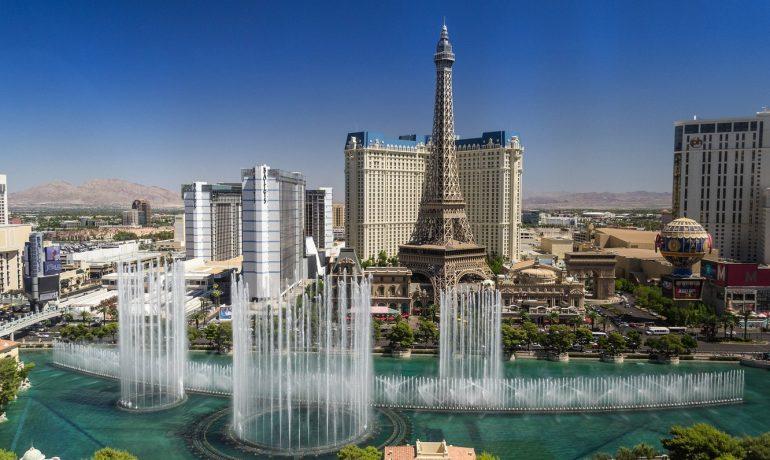 Лас-Вегас, США: сказочный город греха