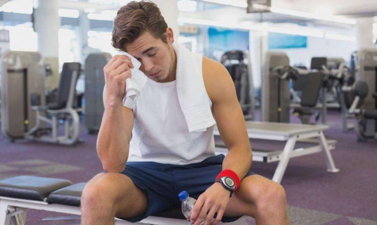 Как долго должны быть перерывы между сериями упражнений