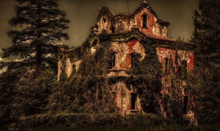 В Брианце есть вилла, которую преследуют привидения. Вы можете ее посетить