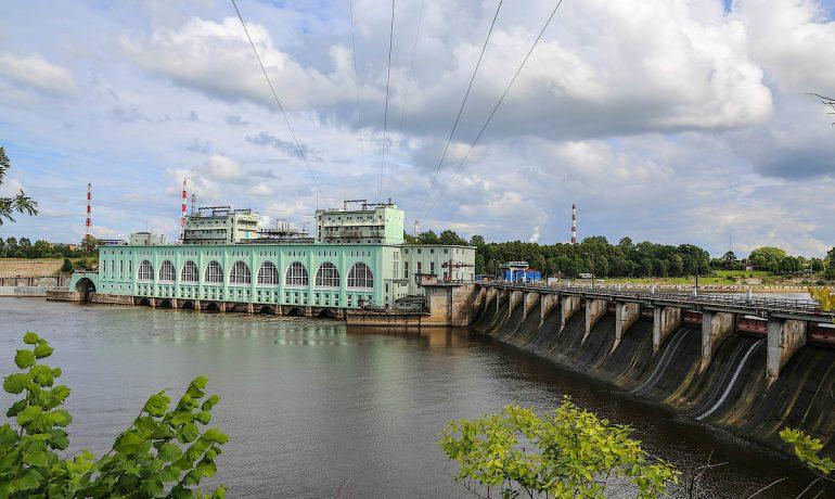 Волховская ГЭС: Ленинградская область