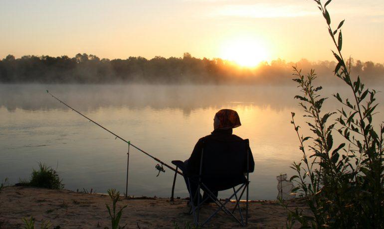Удовольствие для рыбаков